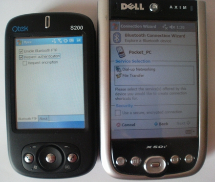download android for dell axim x51v